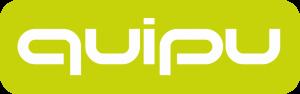 Quipu logo - Quipu inverted